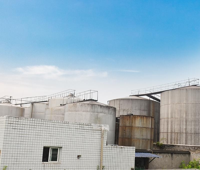 泸州白酒酿酒厂区